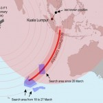 MH370 Search Area